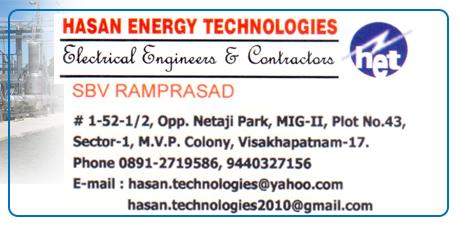 Hasan Energy Technologies
