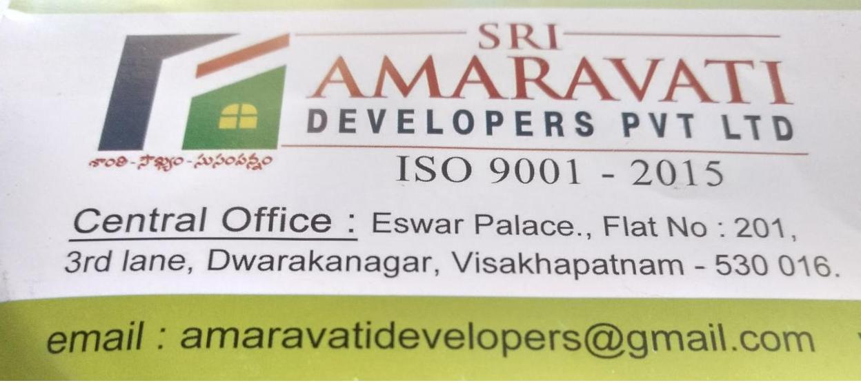 Sri Amaravathi Developers pvt ltd
