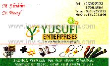 Yusufi Enterprises